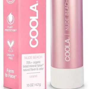 Coola Makeup - NIB Coola Beauty and the Beach Mineral Lip Tint